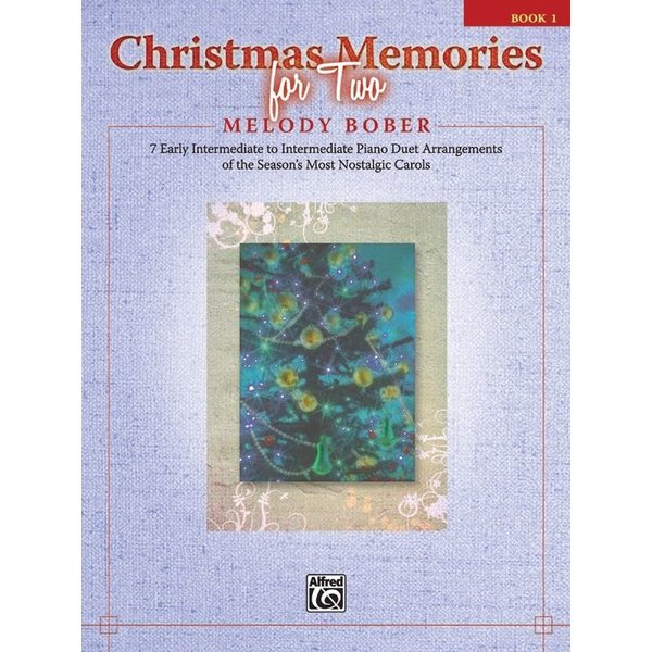 Alfred Music Christmas Memories for Two, Book 1