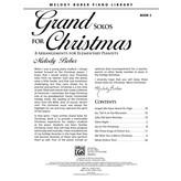 Alfred Music Grand Solos for Christmas, Book 2