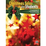 Alfred Music Christmas Solos for Students, Book 2
