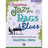Alfred Music Christmas Jazz, Rags & Blues, Book 4