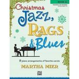 Alfred Music Christmas Jazz, Rags & Blues, Book 3