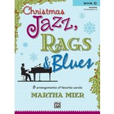 Alfred Music Christmas Jazz, Rags & Blues, Book 2