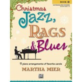 Alfred Music Christmas Jazz, Rags & Blues, Book 1