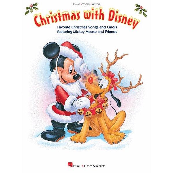 Hal Leonard Christmas with Disney (Piano, Vocal, Guitar)