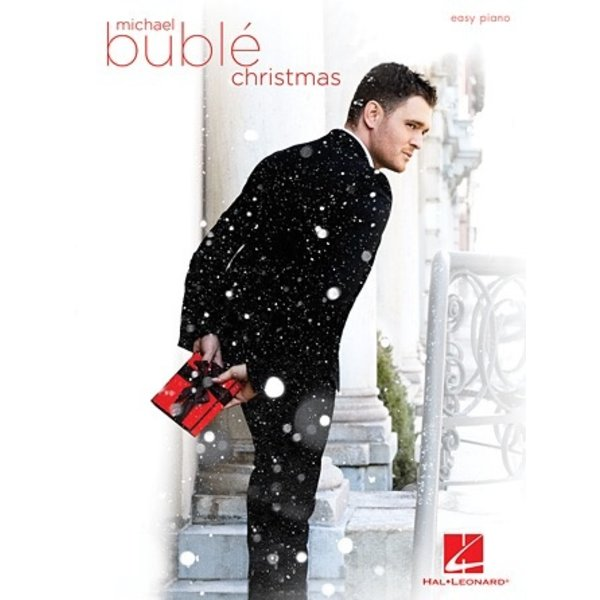 Hal Leonard Michael Bublé – Christmas (Easy Piano)
