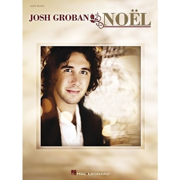 Hal Leonard Josh Groban – Noel (Easy Piano)