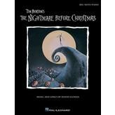 Hal Leonard Tim Burton's The Nightmare Before Christmas (Big-Note Piano)