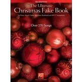 "Hal Leonard The Ultimate Christmas Fake Book – 6th Edition (for Piano, Vocal, Guitar, Electronic Keyboard & All ""C"" Instruments)"