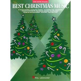 Hal Leonard Best Christmas Music