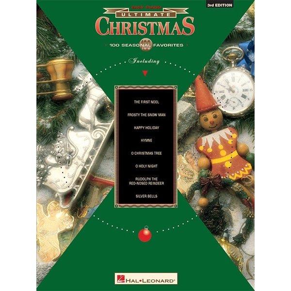 Hal Leonard The Ultimate Series: Christmas – 3rd Edition