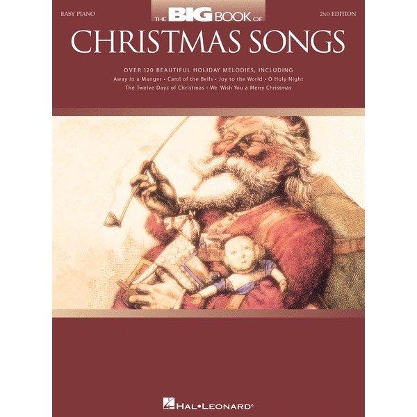 Hal Leonard The Big Book of Christmas Songs – 2nd Edition
