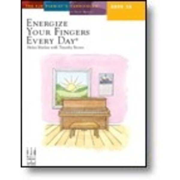 FJH Energize Your Fingers Every Day, Book 3A