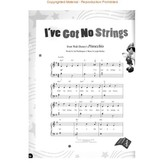 Disney Disney's My First Songbook – Volume 3