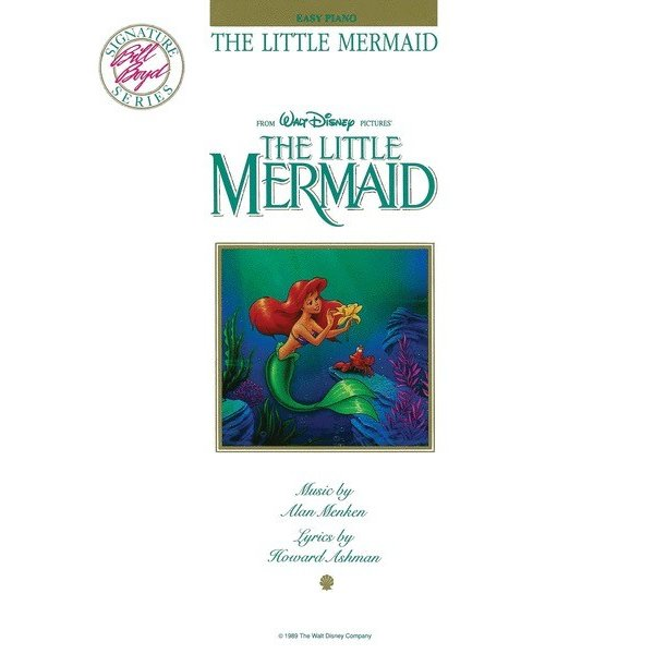 Disney The Little Mermaid (easy piano)