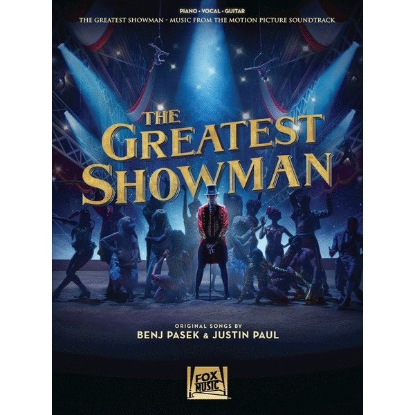 Hal Leonard The Greatest Showman