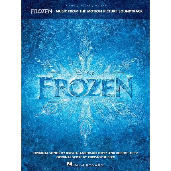 Disney Frozen - Piano, Vocal, Guitar