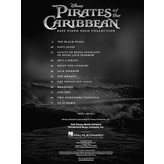 Disney Pirates of the Caribbean - Easy Piano Solo Collection