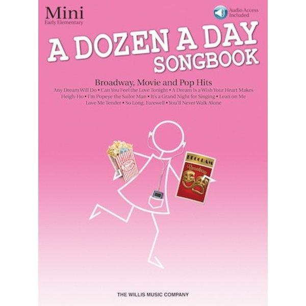 Hal Leonard A Dozen a Day Songbook – Mini