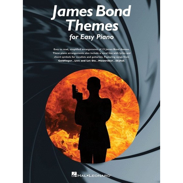 Hal Leonard James Bond Themes