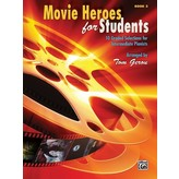 Alfred Music Movie Heroes for Students, Book 3