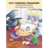 Alfred Music Let's Celebrate Chanukah!
