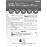 Alfred Music Official Songs of the United States Armed Forces