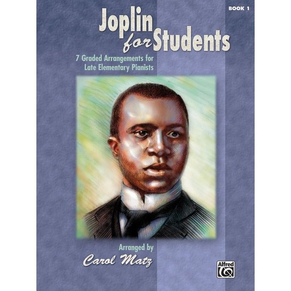 Alfred Music Joplin for Students, Book 1