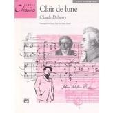 Alfred Music Clair de lune
