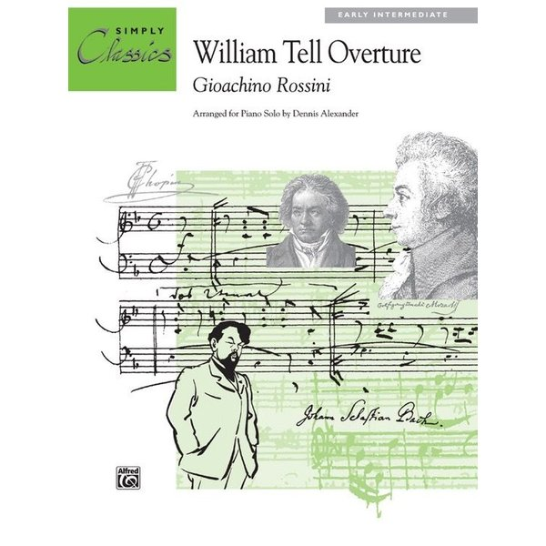 Alfred Music William Tell Overture