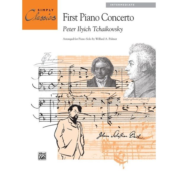 Alfred Music Piano Concerto No. 1