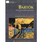 Kjos Bartók - Selected Works For Piano