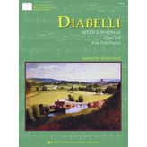 Kjos Diabelli: Seven Sonatinas, Opus 168