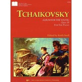 Kjos Tchaikovsky Album For The Young, Opus 39