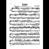 Kalmus Clementi - Six Sonatinas, Op. 36
