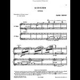 Lauren Publications Debussy- Gigues