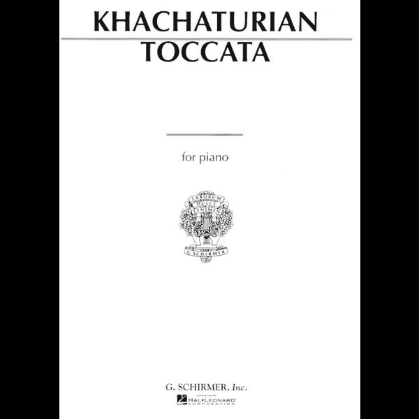 Schirmer Khachaturian - Toccata