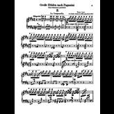 Kalmus Liszt - La Campanella