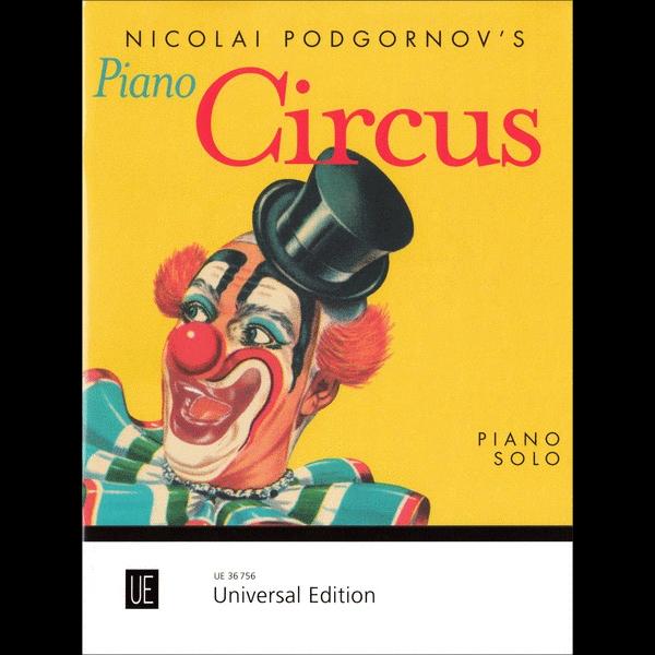 Theodore Presser Podgornov - Piano Circus