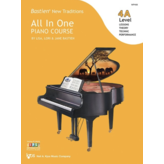 Kjos Bastien New Traditions: All In One Piano Course - Level 4A