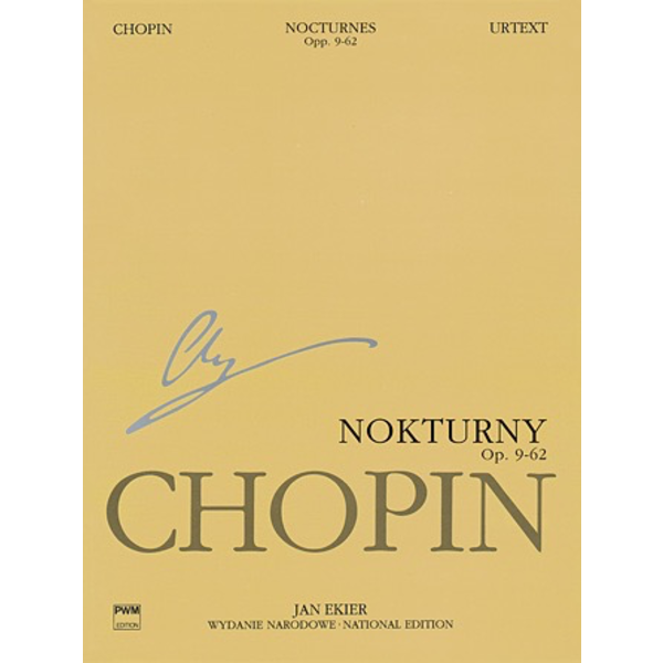 PWM Edition Chopin - Noctornes