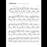 PWM Edition Chopin - Mazurkas