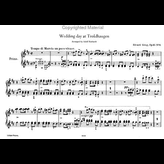 Edition Peters Grieg - Wedding Day at Troldhaugen Op. 65 No.6