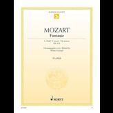 Schott Mozart - Fantasy in C Minor, KV 475