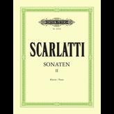 Edition Peters Scarlatti - Sonatas Vol. 2 (Selection in 3 Volumes)