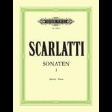 Edition Peters Scarlatti - Sonatas Vol. 1 (Selection in 3 Volumes)
