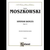 Kalmus Moszkowski - Spanish Dances, Op. 12