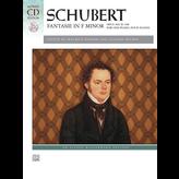 Alfred Music Schubert - Fantasie in F Minor, Opus 103, D. 940