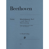 Henle Urtext Editions Beethoven - Concerto for Piano and Orchestra C minor Op. 37, No. 3