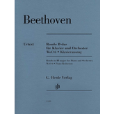 Henle Urtext Editions Beethoven - Rondo in B-flat Major WoO 6