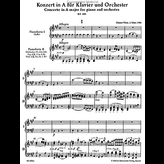 Barenreiter Mozart - Piano Concerto In A Major, K. 488